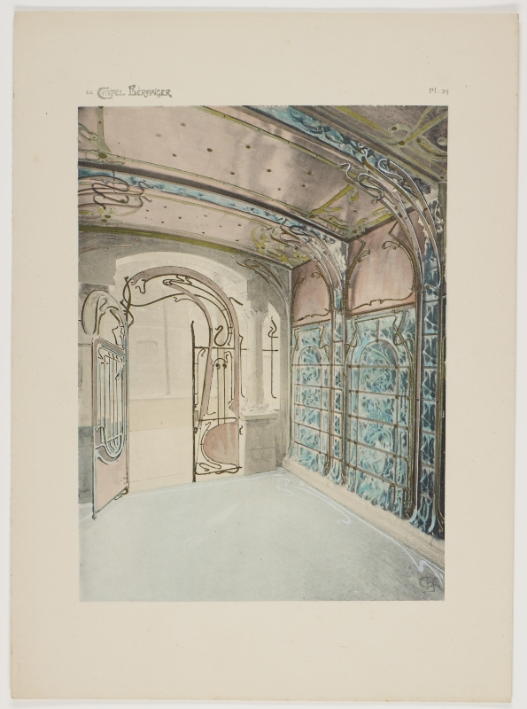 art nouveau architecture on review anew wolfsonian fiu library