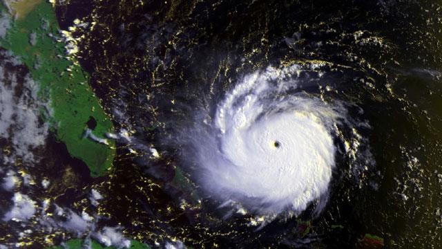 Hurricane Andrew 1992