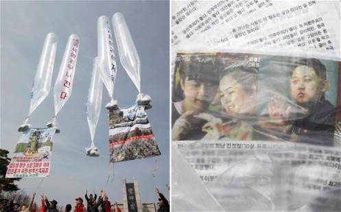 KOREAN-BALLOON-PROPAGANDA