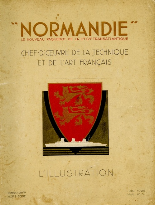 Normandie front cover 800