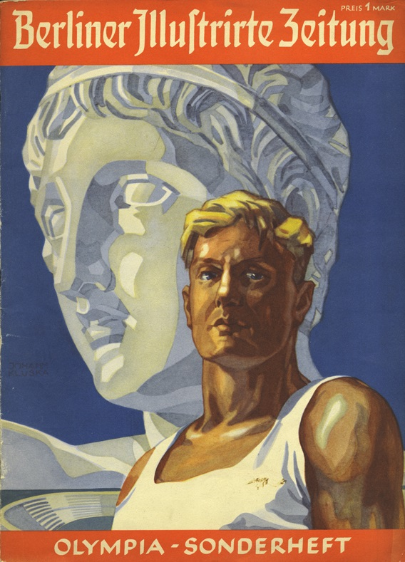 the berlin olympic propaganda of nazi The 1936 berlin olympic games were more than just a worldwide sporting event,  it was show of nazi propaganda, stirring significant conflict despite the.
