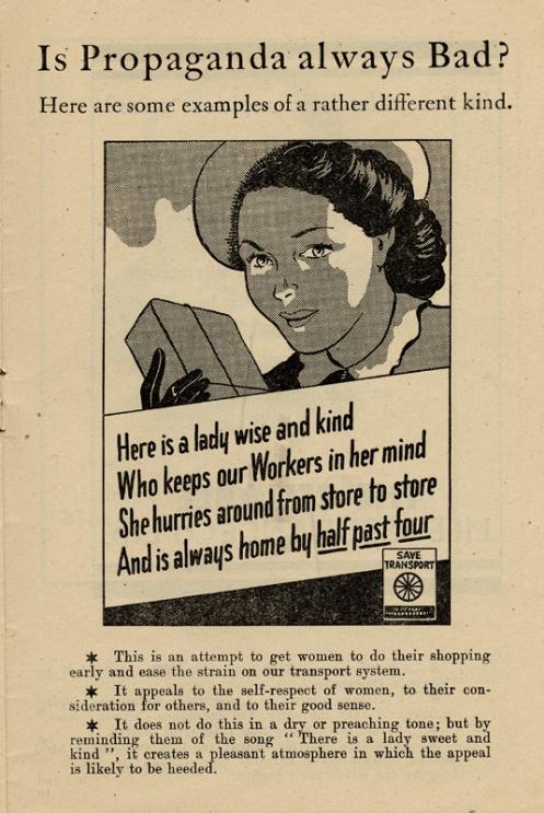 the persuasive power of propaganda  miami ad school students at the wolfsonian
