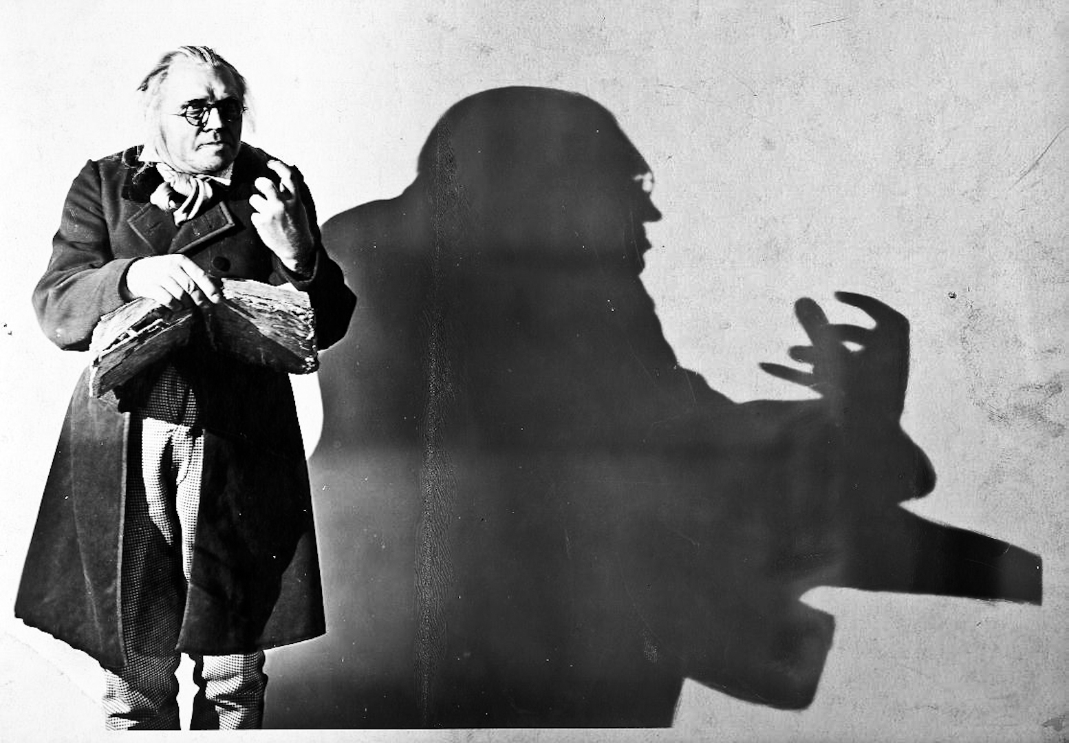 Halloween wolfsonian style dr caligari nosferatu and the horrors of the great war - The cabinet of dr caligari ...