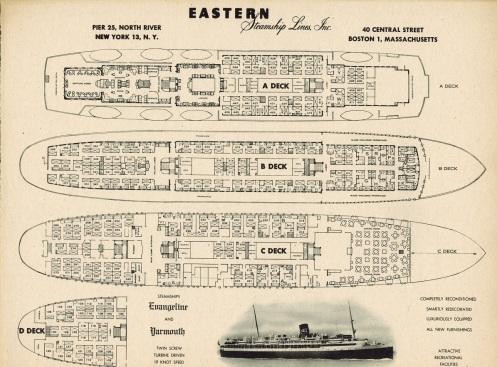 Eastern Steamship Lines 1