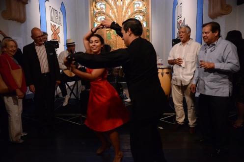 Lauren Horgan & Roberto Siam Dancing14