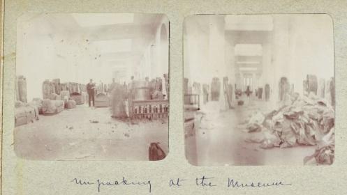 UnpackingAtTheMuseum